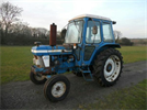 Ford - Model 6610 2wd Q cab - Tractor