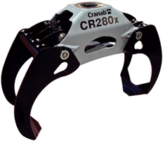 Cranab - Model CR 280 - Forestry Grapple