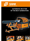 SAMI - Automatic Splitter of the Next Generation - Brochure
