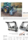 FAE - UML/LOW - Forestry Mulcher Brochure