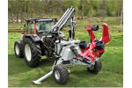 Hypro - Model 765 HB - Wheel Carried Tractor Processor