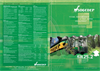 Model SH25 -2 - 6 and 8 Wheels Harvesters Brochure