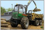 Model SF 16-2 - Forwarder