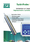Turbi-Probe 860+ Nephelometric Turbidity Meter Brochure
