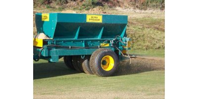 Ultra - Model UB60S - Fairway Spinner/Loader Top Dresser