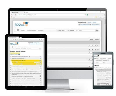 Version SDS Guru - Improve Chemical Management & Compliance Software
