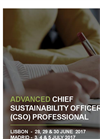 Advanced Chief Sustainability Officer (CSO) Professional_Lisbon