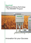 Milling & Mixing Products Brochure