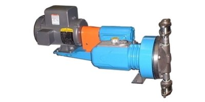 Madden - Model MH Series - Diaphragm Metering Pumps
