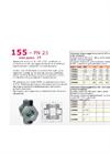 Model 155 - PN 25 - Flow Indicator Brochure