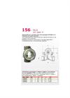 Model 156 - PN 6 - Flow Indicator Brochure