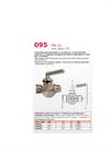 Model 095 - PN 10 - Gauge Couplings- Brochure