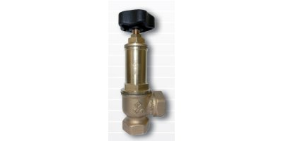 Model 078 - PN 16 - Bronze Safety/Limiting Relief Valves