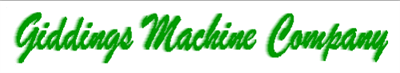 Giddings Machine Company Inc