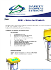GEB1 Mains Fed Eyebath Datasheet