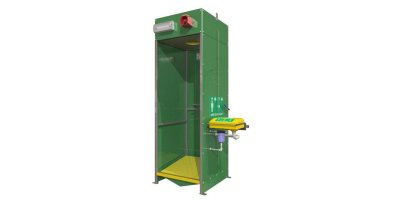 Model GES1R - Cubicle Safety Shower