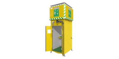 Model GFTS15L - Self Contained Tank Safety Shower