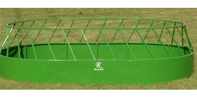 Real Industries  - Super Hay Saver Oval Feeder