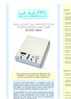 Model W600 - Wall or Panel Mount Heated FID THC Analyzer - Brochure