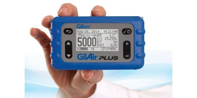 GilAir - Model OSH Plus - Personal Air Sampling Pump (1 - 5,000 cc/min)