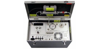 Model OVF-3000 - Light Weight Portable Heated FID THC Analyzer