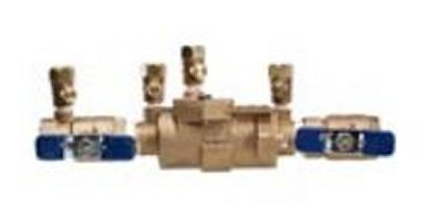 Model 850 - In-Line Design Double Check Valve Assemblies - Small Diameter