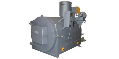 Therm-Tec - Model AR-400-2-1 - General/Solid/Medical Waste Incinerators