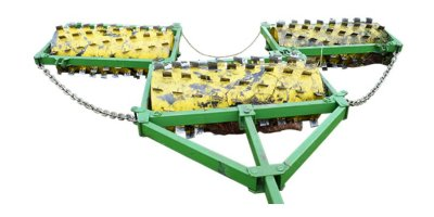 Model RanchWorx Series - Triplex Aerator