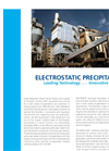 Electrostatic Precipitator Brochure