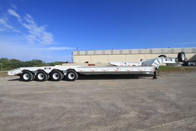 Rogers - Model 127-Ton FG127L - Fixed Gooseneck Trailer