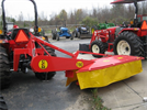 New Haymag - Model T190  - Drum Mower