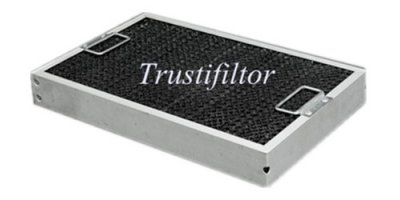 Trusty Filters - Model TFH02 - Aluminum  Honeycomb  Base - Activated Carbon Filters