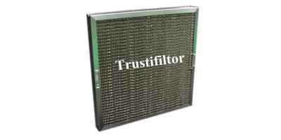 Trusty Filters - Stainless Steel Honeycomb Grease Filter