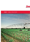 Zimmatic - 7500P - Small-Field Center Pivots Datasheet