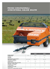 Model 1600 - 2690 - Small Square Balers Brochure