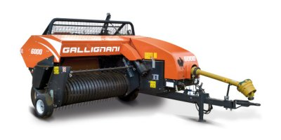 Model 6000  - Small Square Balers