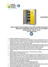 AB 1200/50 - Safety Storage Cabinet Datasheet