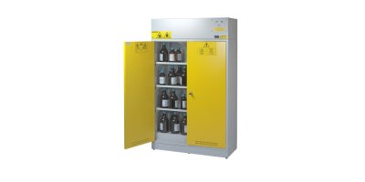 Model AA 120 NEW - Safety Cabinet for Chemicals