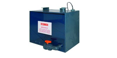 Ecobox - Model PVC - Safety Container For Polluting Substances (Acids)
