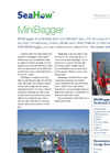 MiniBagger - Oil Spill Recovery System Brochure