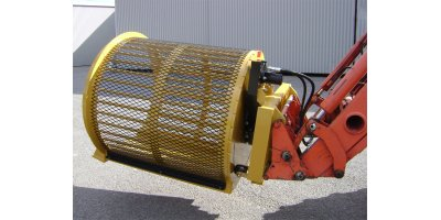 Maximo - Rock Picker and Soil Sieving