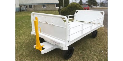 Maximo - Model OBC - Open Baggage Cart