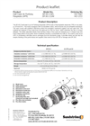 BW Clip - Model RT - Real Time Gas Detector  Brochure