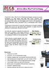 Buck Libra Plus - LP-12 5PK - Personal Air Sampler Pump Kit Brochure