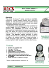 Buck Bio-Culture - B30120 - Programmed Sampling for Bio-Contaminants Sampling Pump Kit Brochure