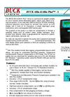 BUCK Allin & Allin Plus – 1 Series – Personal Air Sampler Datasheet
