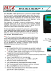 BUCK Allin & Allin Plus – 5 Series – Personal Air Sampler Datasheet