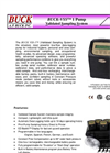 BUCK-VSS 1 Pump Validated Sampling System Datasheet