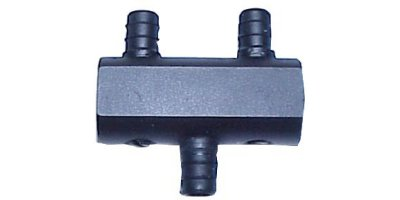 Buck - Adjustable Two Way Flowrate Splitter