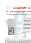 ETG - Model SCRM 110 - Emission Monitoring System - Brochure